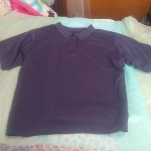 EUC Only Necessities Navy Blue Top - Size 5X